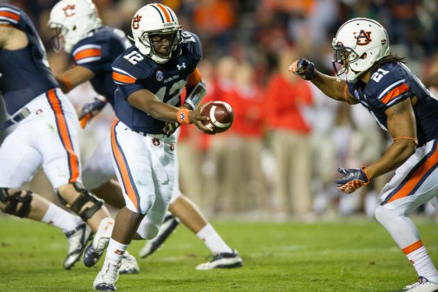 Wallace 'Excited' to Make 1st Iron Bowl Start