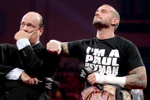 WWE TLC 2012: Who Will CM Punk Face for the WWE Championship?