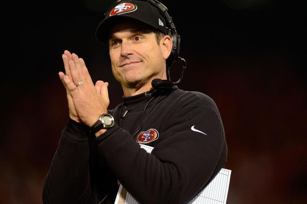Jim Harbaugh: Alex Smith Should Be Cleared This Week