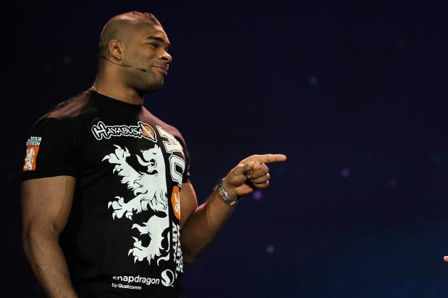 Overeem, Golden Glory Settle Legal Issues