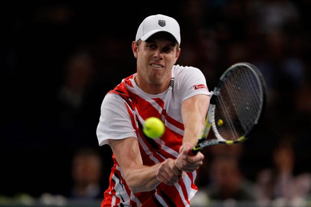 Sam Querrey Sets Lofty Goals for 2013
