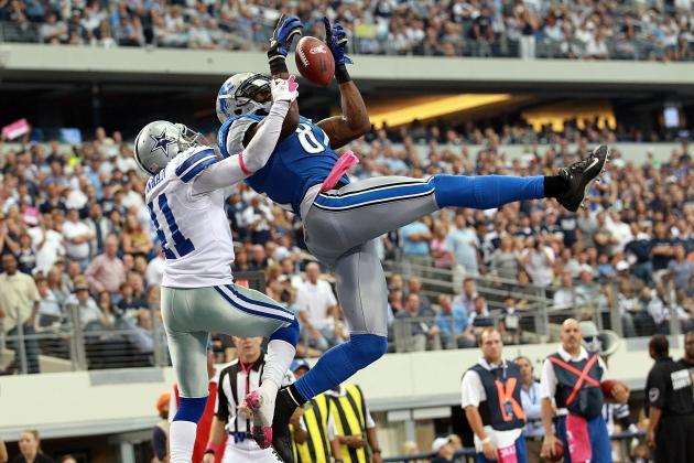 Texans vs. Lions: Spread Info, Line and Predictions