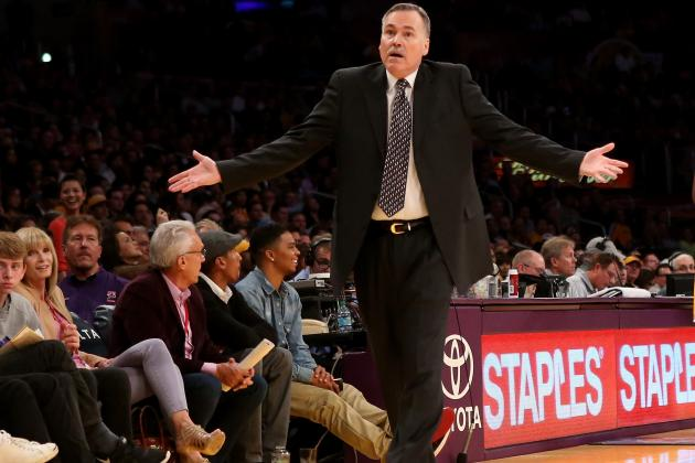 Debate: What Grade Would You Give the Lakers in Mike D'Antoni's Debut?