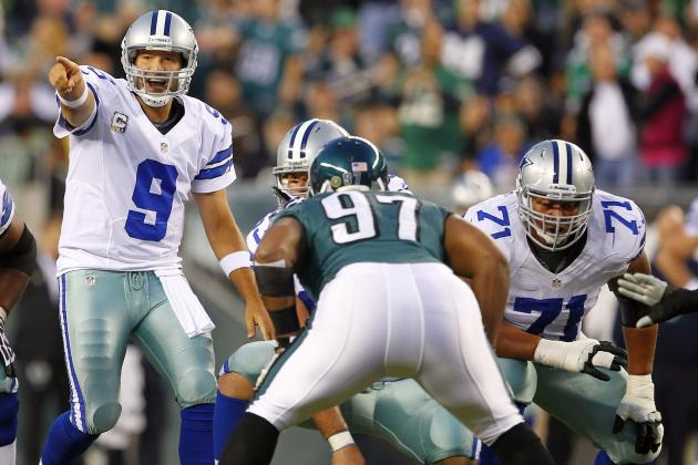 Eagles-Cowboys Doesn't Get Flexed Out of Primetime