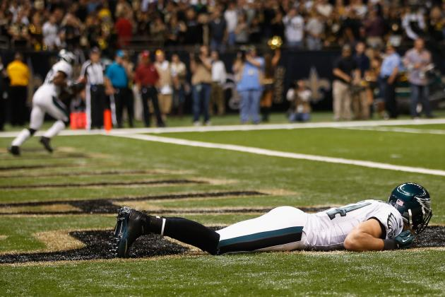 Riley Cooper Latest Eagles Player to Argue with Fans on Twitter