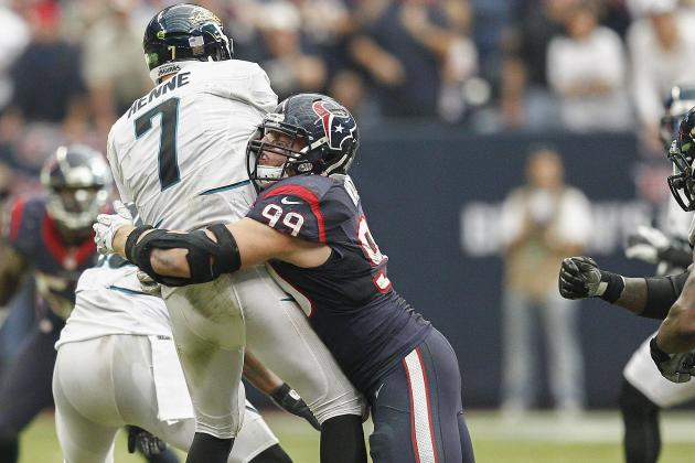 Are Texans Over-Reliant on Watt's Sacks?