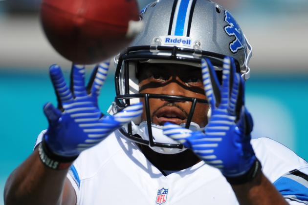 With Titus Young Out, Mike Thomas Gets a Shot to Step Up for Lions