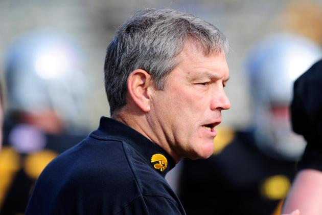 Transcript from Coach Ferentz's Press Conference