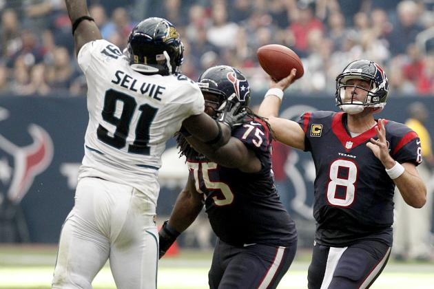 Schaub Named AFC Offensive Player of the Week
