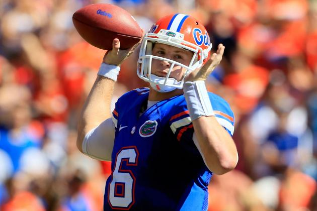 Florida vs. Florida State: Jeff Driskel Must Prove He Can Be Elite Starting QB