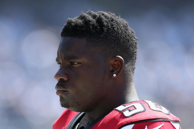 Sean Weatherspoon Returning to Practice, Says He'll Play