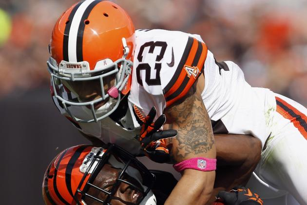 Browns DBs Joe Haden Returns to Practice; Dimitri Patterson Still out