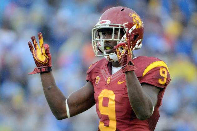 USC WR Marqise Lee Wins 2012 Fred Biletnikoff Award