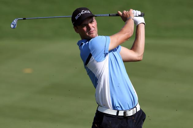 Martin Kaymer Becomes Latest European to Join the PGA Tour