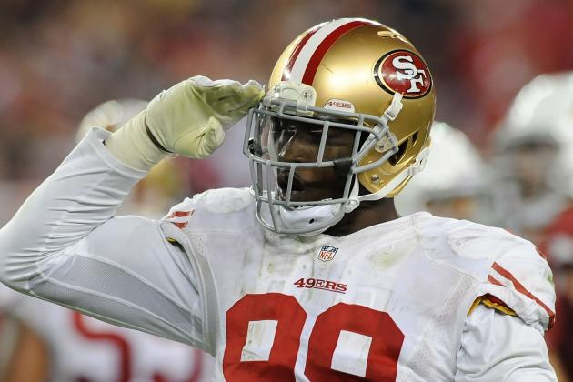 Aldon Smith Named NFC Defensive Player of the Week