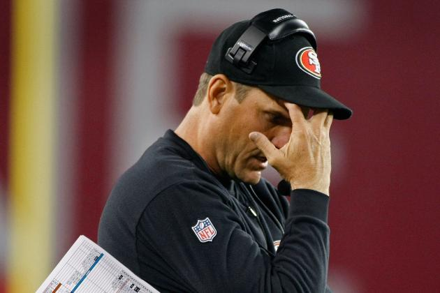 49ers' Harbaugh Undergoes Follow-Up Evaluation on Heart