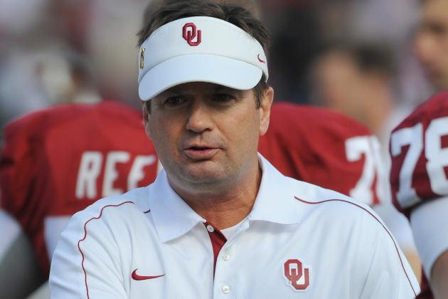 Oklahoma Has Won All Six Big 12 Titles in Even-Numbered, Bob Stoops-Era Years