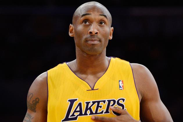 Kobe Bryant Responds to Jack Taylors' 138 Points in Very Black Mamba Manner