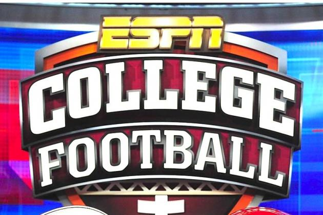 ESPN Announces 12-Year Deal to Broadcast College Football Playoff