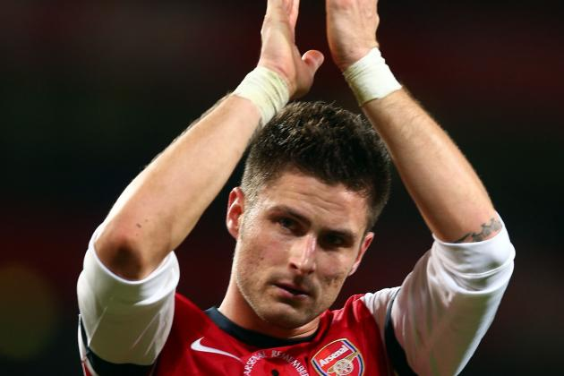 Arsenal Announce Starting XI for Montpellier