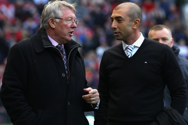 Di Matteo Sacking 'madness' Says Manchester United's Rio Ferdinand