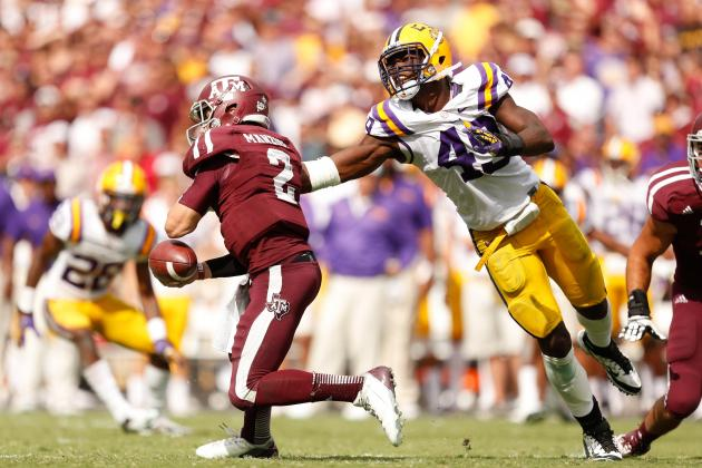 Sugar Bowl Could Come Down to LSU or Texas A&M