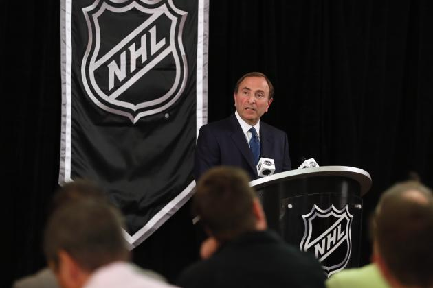 NHL and NHLPA Agree to Move Free Agency Start Date, Trading Cap Space