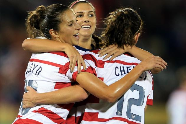 U.S. Soccer Announces New Women's Pro Soccer League
