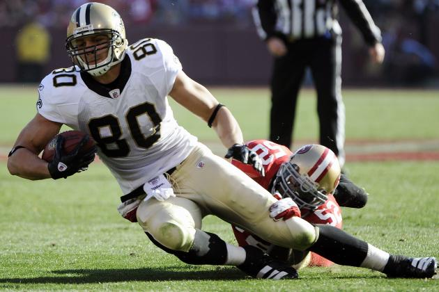 Week 12 Fantasy Football: Top 30 Tight Ends in Standard-Scoring Leagues
