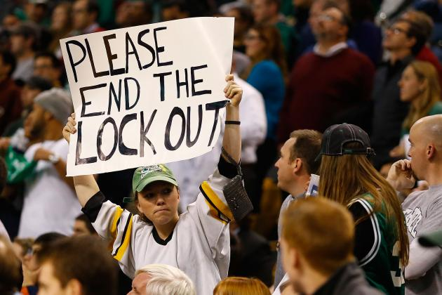 Hair-Raising Lockout Fan Protest: Mail Your Beard Shavings to the NHL