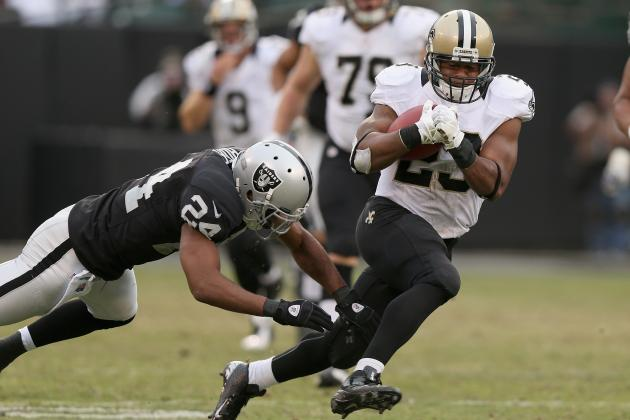 Breaking Down What Makes the Saints' Backfield so Effective