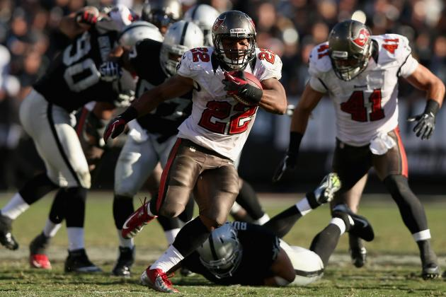 Week 12 Fantasy Football: Top 40 Tailbacks in Standard-Scoring Leagues