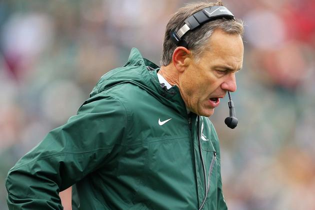 Mark Dantonio: 'Our Football Team Will Not Fall Apart'