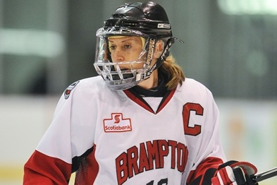 CWHL Brampton Club May Need to Wait Until End of NHL Lockout for Sponsorship