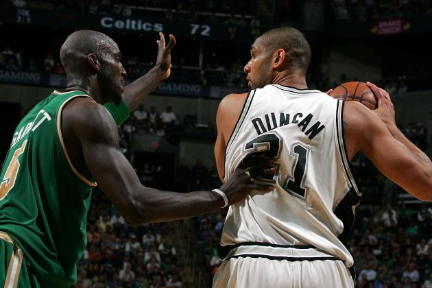 San Antonio Spurs vs. Boston Celtics: Live Score, Results and Game Highlights