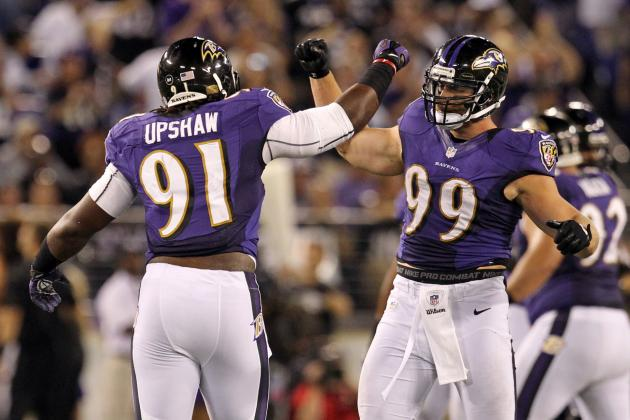 Baltimore Ravens Progress Report: How to Keep Control of the AFC North