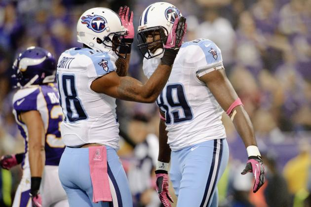 Rested Titans Get Back to Work