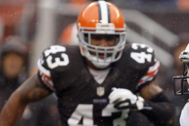 Safety T.J. Ward Fined for Hit vs. Cowboys