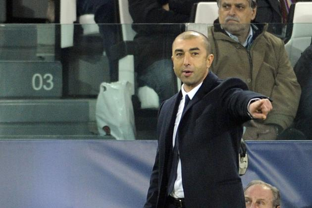 Di Matteo Jumps from Sinking Chelsea Ship with Gentle Push from Abramovich