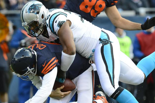 "Mike Tice: Bears OL Needs to ""Buck Up and Win a Fight"""