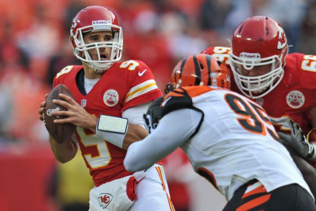 Quinn Is Next Up for Kansas City Chiefs on QB Merry-Go-Round