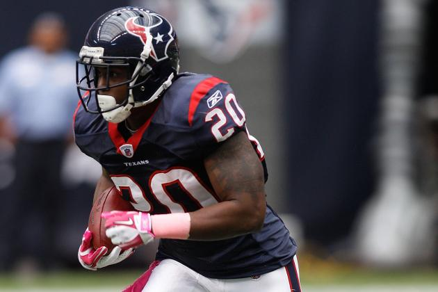 Broncos Worked Out RB Steve Slaton Yesterday