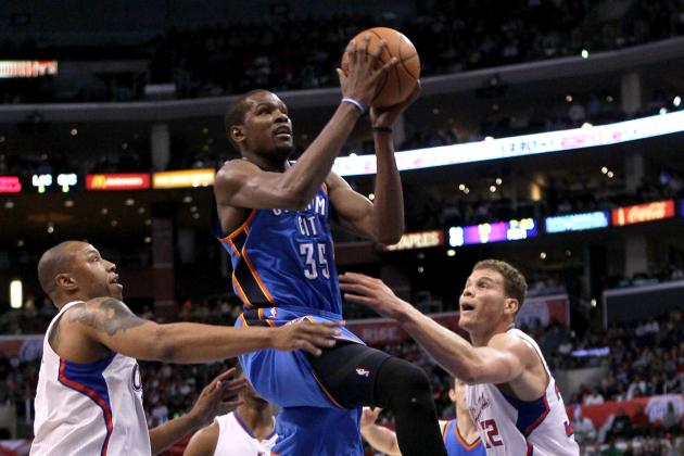 5-on-5: Clippers vs. Thunder
