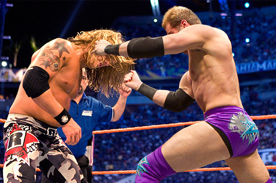 Edge Could Have Made Zack Ryder a Big Star for WWE