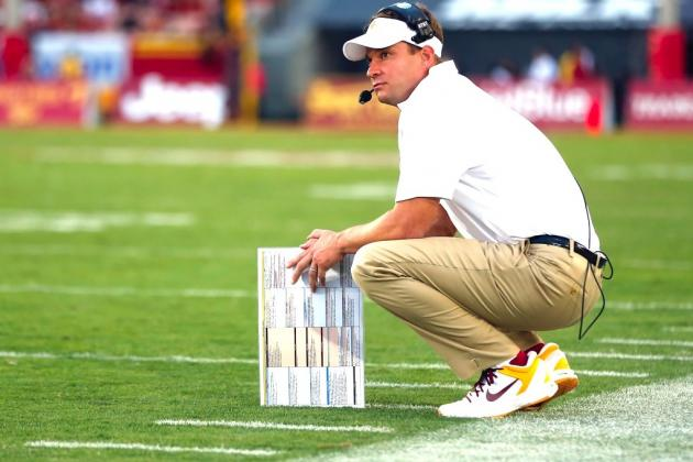 USC Football: Would Blowout Loss to Notre Dame Spell the End of Lane Kiffin Era?