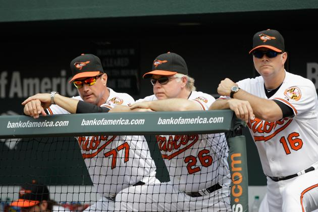 Presley Agrees to New Contract with Orioles