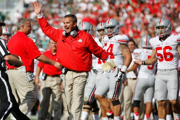 Michigan vs Ohio State: Why Urban Meyer Is Poised to Dominate 'The Game' Rivalry