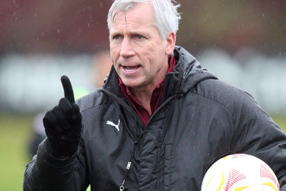 Newcastle's Alan Pardew Confident of New Recruits in January