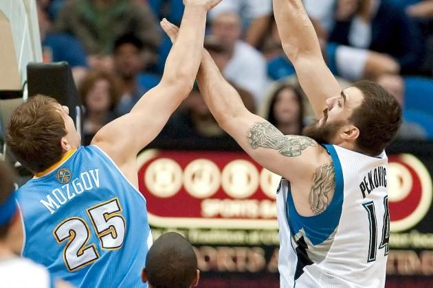 Denver Nuggets at Minnesota Timberwolves Preview