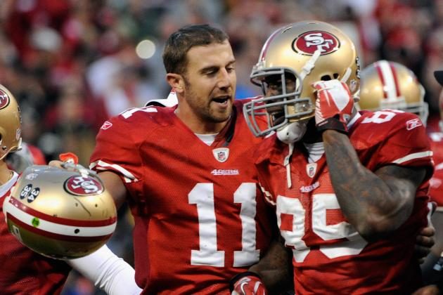 "Vernon Davis: ""Alex Smith Is Still the Man, No Question"""